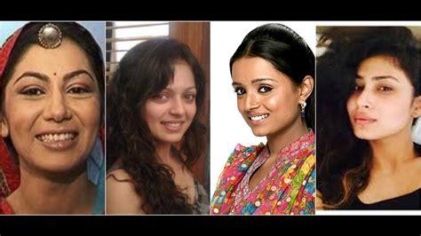 zee tv actress without makeup zee tv stars without makeup mugeek vidalondon