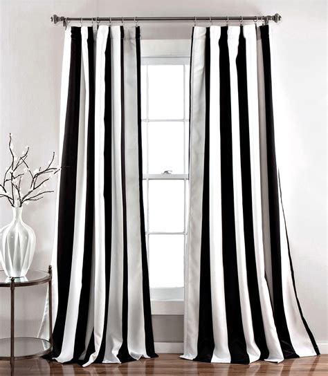 Black And Curtain Panels My Favorite Black And White Curtains Cuckoo4design