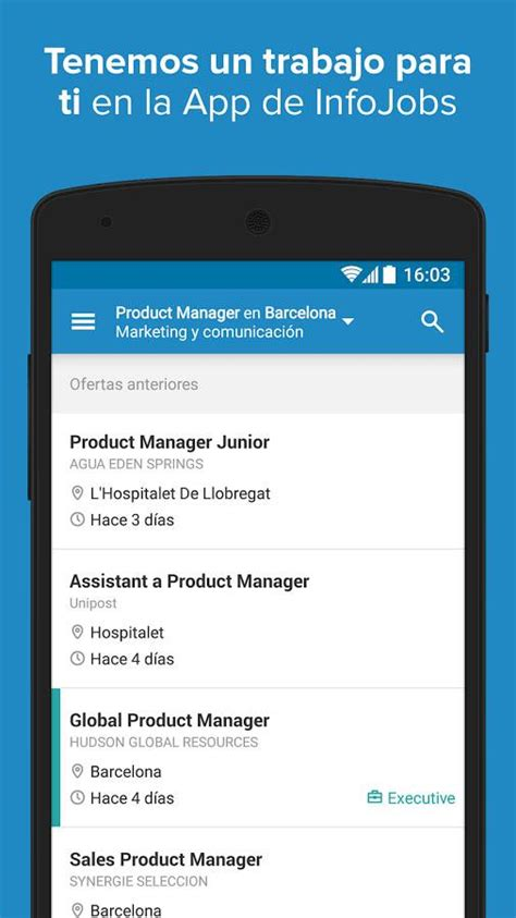 infojobs mobile infojobs search 1mobile