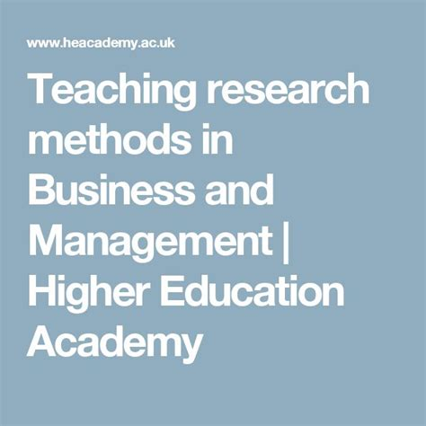 Mba In Higher Education And Research Management by 17 Best Images About Research Methods On