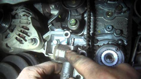 timing belt replacement hyundai sonata    water