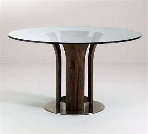 glass top dining tables with wood base impressive glass and wood dining table and chairs