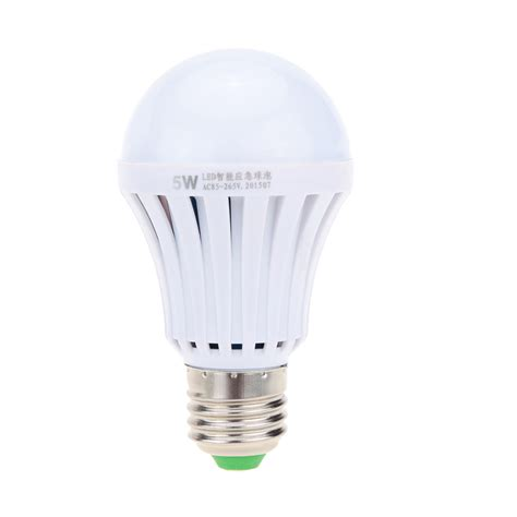 smart charge light bulb smart charge led emergency light magic water bulb power