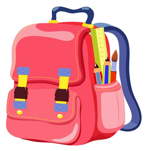 school clipart school backpack clipart cliparts and others