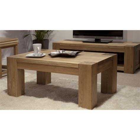 Unfinished Furniture Michigan by Michigan Coffee Table Large Solid Oak Living Room