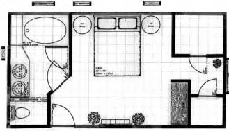 Master Bedroom Floor Plans With Bathroom Master Bedroom Floor Plans Your Opinion On These