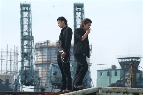 film genji vs serizawa crows zero asianwiki