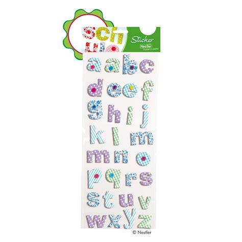 Buchstaben Aufkleber Basteln by Buchstaben Sticker Zum Basteln F 252 R Die Schult 252 Te Zambomba