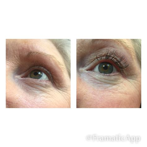 Eyelash Extensions On Older Women | eyelash extensions flirt custom lash studio