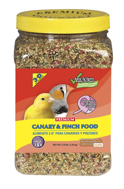 canary finch food 3d 174 pet products3d 174 pet products