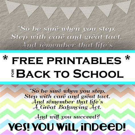 printable school quotes printable school quotes quotesgram