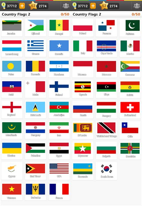 flags of the world logo quiz answers logo game guess the brand bonus country flags 2 doors