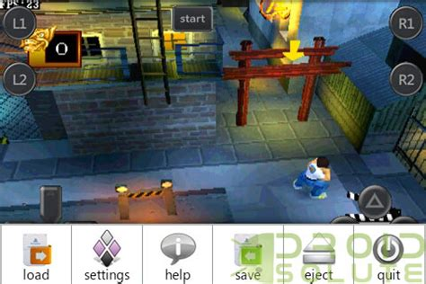 how to play playstation ps1 games on galaxy ace or any