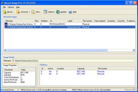 Getdata Mount Image Pro getdata mount image pro 6 2 0 1691 نرم افزار ساخت فایل های ایمیج
