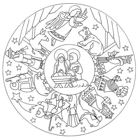 dibujos de navidad mandalas para colorear mandalas de navidad para colorear