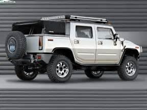 Car hummer h2 sut dirt sport concept 2003 01