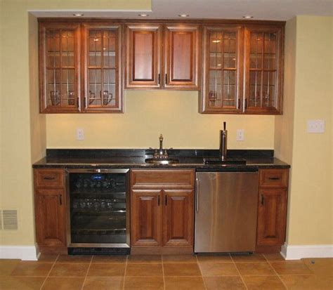 wet bar ideas wet bar with kegerator house ideas pinterest