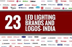 best brand of led lights 23 best led lighting brands and logos india brandyuva in