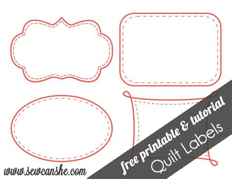 free printable baby quilt labels 174 best quilt labels images on pinterest quilt labels