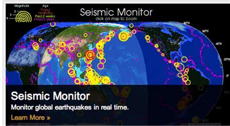 earthquake data api iris seismograph in schools api shaking up learning on