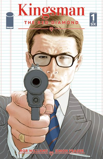 libro kingsman the red diamond kingsman the red diamond comic series reviews at comicbookroundup com