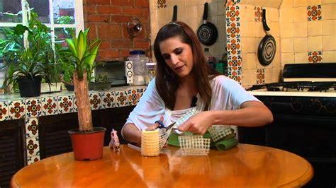 decorar jarrones con yute palo de brasil en maceta decorada con peyon y yute youtube