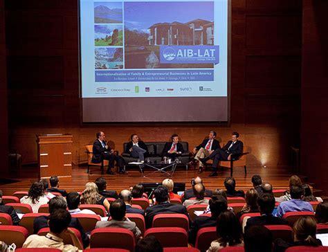 Aib Mba Ranking by Aib Lat Conference Focuses On Multilatinas Biznews