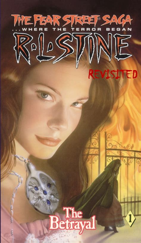 Fear Rlstine The fear revisited fear saga the betrayal forever