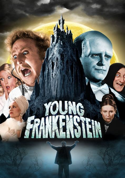 film film young frankenstein movie fanart fanart tv