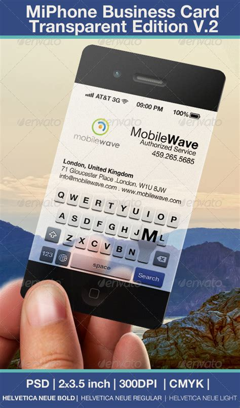 http graphicriver net item funeral service business card template 10998645 miphone business card transparent edition v 2 graphicriver