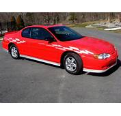 2000 CHEVROLET MONTE CARLO PACE CAR SS COUPE  102413