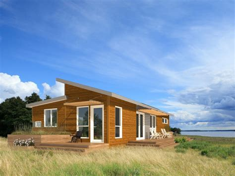 eco friendly prefab homes unfold the possibilities