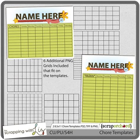 personal check template word 2003 chore templates 28 images chore calendar for the mumsy