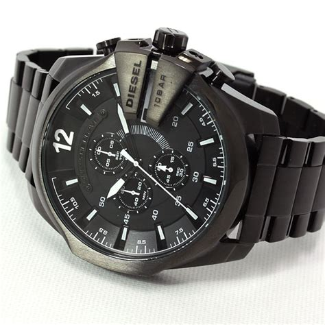 Diesel Dz1122 8 asr rakuten global market diesel diesel watches mens メガチーフ mega chief chronograph dz4283