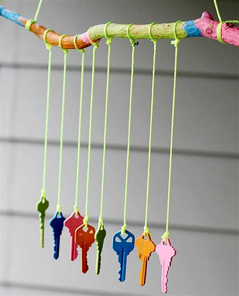wind chimes diy 40 wind chime diy ideas tutorials hative