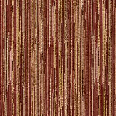 Ivory Upholstery Fabric Orange Brown And Ivory Abstract Striped Contract