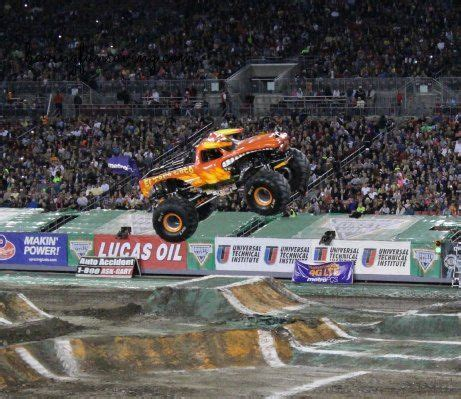 monster truck jam tickets 2015 16 best el toro loco images on pinterest