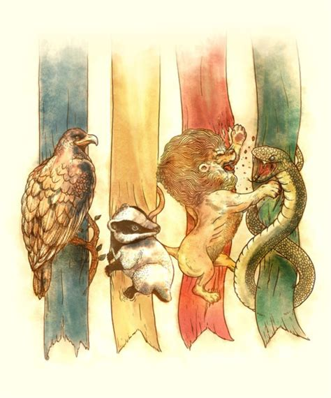 hogwarts houses hogwarts house rivalry images hogwarts animals wallpaper and background photos 25298226