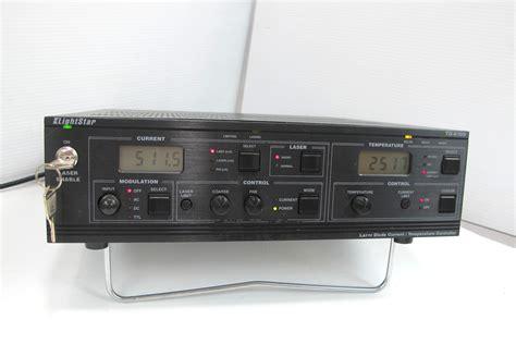 laser diode temperature controller lightstar td 6100 laser diode temp controller