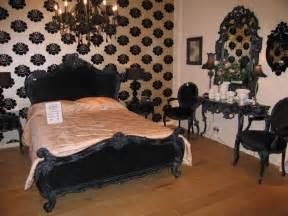 Black white furniture