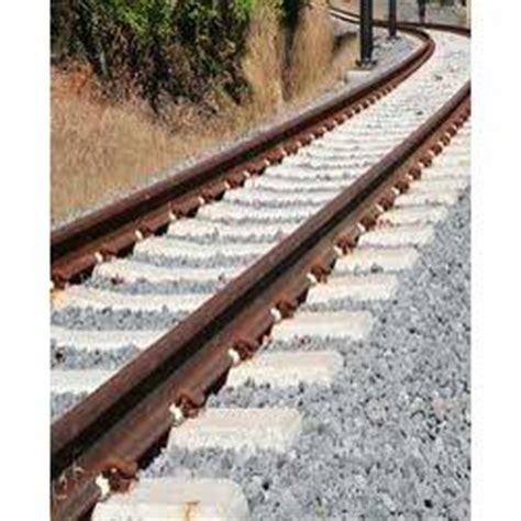 Railway Track Sleepers by Railway Sleepers Concrete Sleepers Manufacturer From Raipur