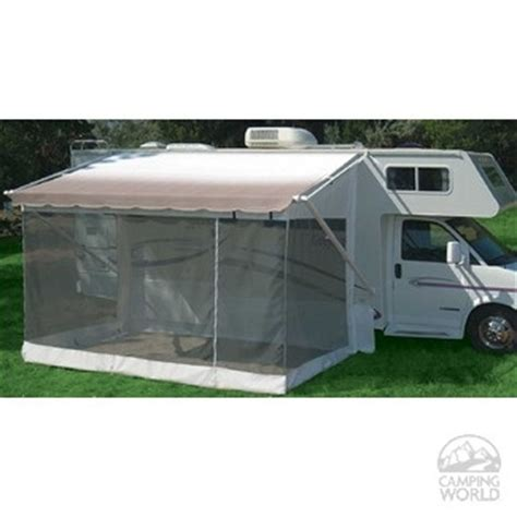 rv screen rooms for awnings patio awnings breezeway and screens on pinterest