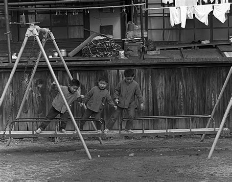 Vintage Japanese Playground Swing C 1960s Playscapes