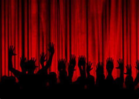 schwarzer vorhang schwarzer vorhang im theater stock abbildung bild 56011304