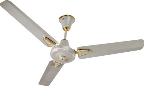 picture of a fan why do the blades of a rotating ceiling fan gather more