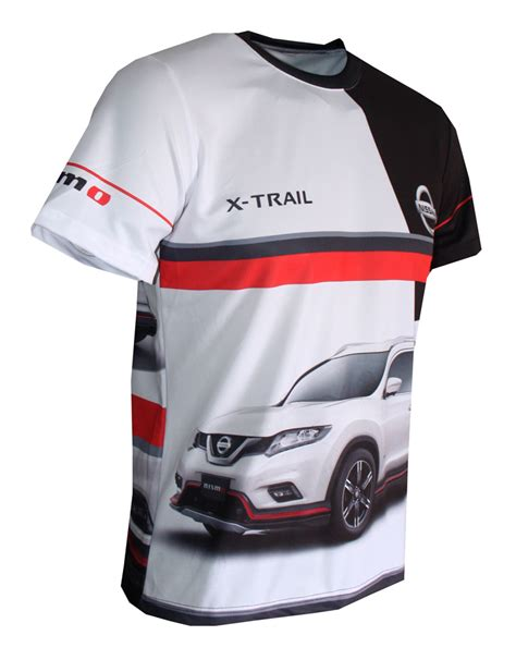 Tshirt Nissan Terrano nissan t shirt with logo and all printed picture t