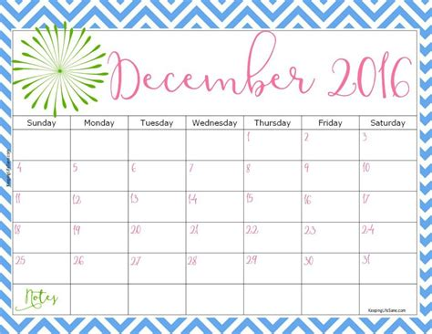 writable calendar template december 2016 printable calendar templates free