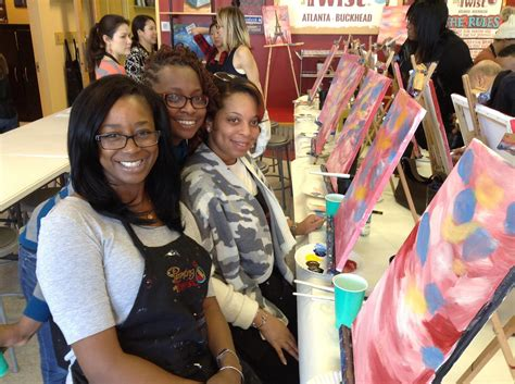 paint with a twist atlanta painting with a twist in atlanta ga 30309