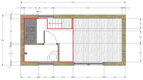 ben s tiny house design mobile ec home l habitat 233 cologique et nomade tiny house