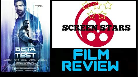 film action rating tertinggi 2017 beta test 2016 sci fi action film review youtube